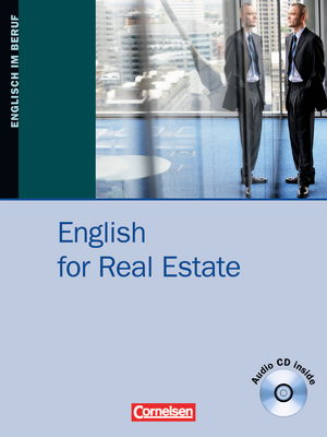 English for Real Estate : Kursbuch mit CD