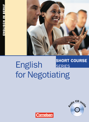 English for Negotiating : Kursbuch mit CD