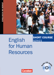 Short Course Series :: English for Special Purposes : English for Human Resources : Kursbuch mit CD
