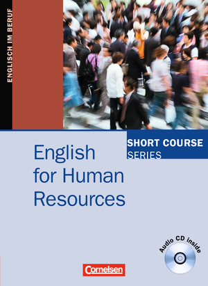 English for Human Resources : Kursbuch mit CD