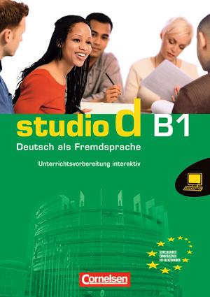 studio d unterrichtsvorbereitung interaktiv auf cdrom