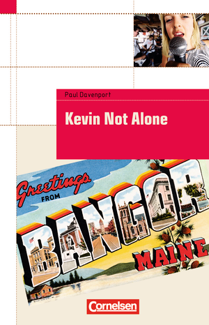 Kevin Not Alone : Textheft