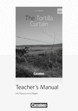 The Tortilla Curtain : Teacher's Manual mit Klausurvorschlägen