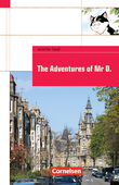Cornelsen English Library :: Fiction : The Adventures of Mr D. : Textheft : Mit Aufgaben und Activities