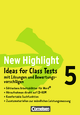Ideas for Class Tests
