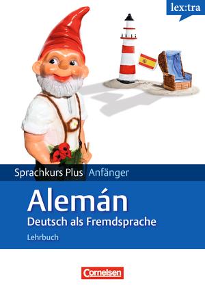 lextra deutsch als fremdsprache lehrbuch mit cds und audios online sprachkurs plus anf nger. Black Bedroom Furniture Sets. Home Design Ideas
