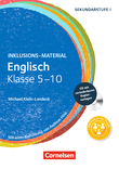 Inklusions-Material : Englisch - Klasse 5-10 : Buch mit CD-ROM
