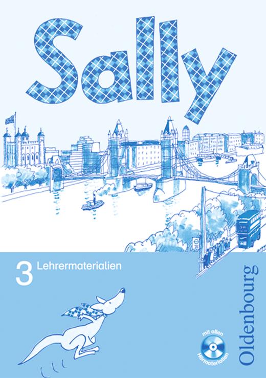 Sally - Lehrermaterialien mit Audio-CDs im Ordner - 3. Schuljahr | Cornelsen