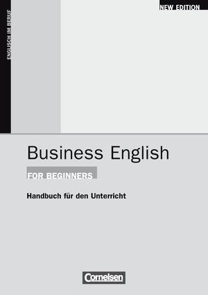 business english for beginners handreichungen f r den unterricht als download bisherige. Black Bedroom Furniture Sets. Home Design Ideas