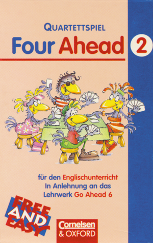 Four Ahead 2 : Quartettspiel